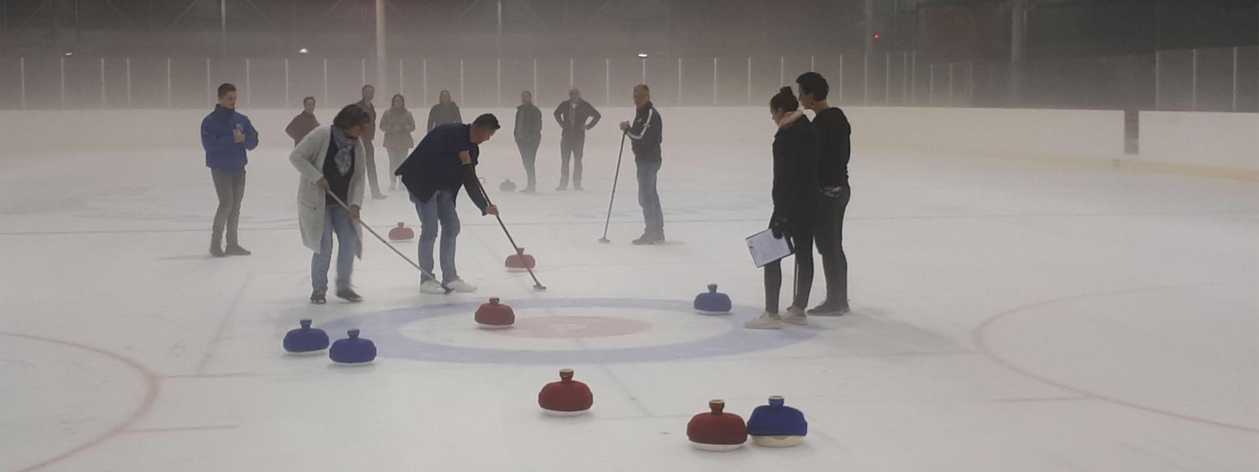Fun curling tilburg/breda 1