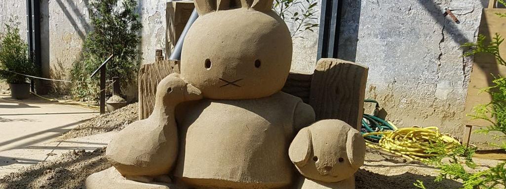 Zandsculpturen Breda/tilburg 3
