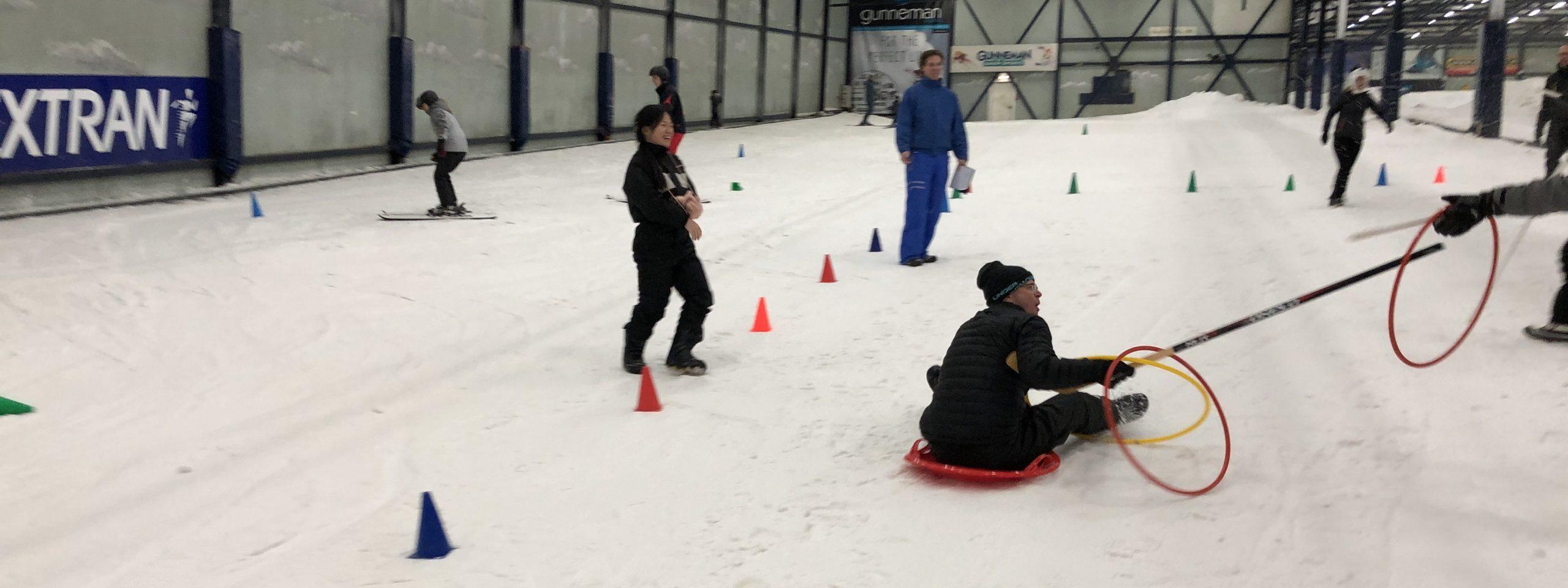 Breda Sneeuwspelen