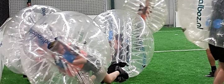Bubble Voetbal Breda en Tilburg