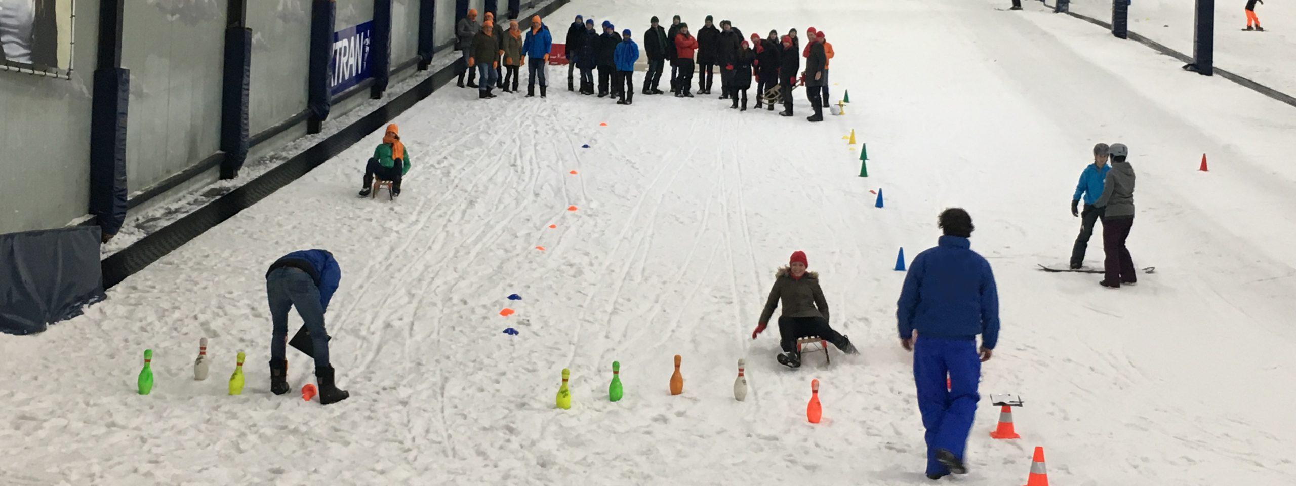 Sneeuwspelen Breda