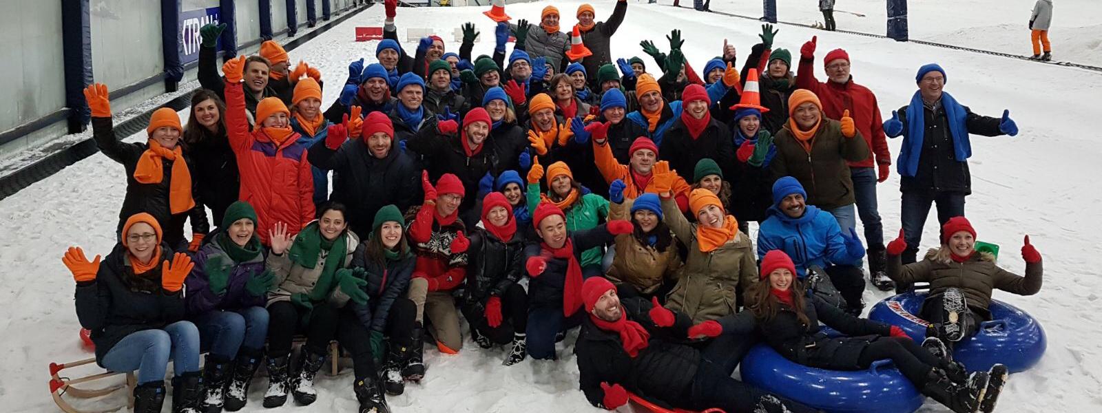 Sneeuwspelen Groep Breda