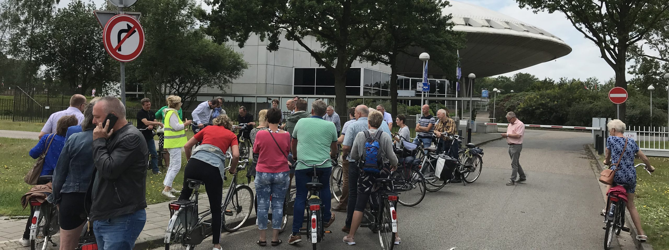 Teambuilding Tour Tilburg