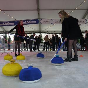Curling Breda