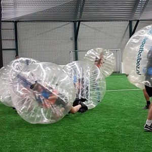 bubble voetbal breda